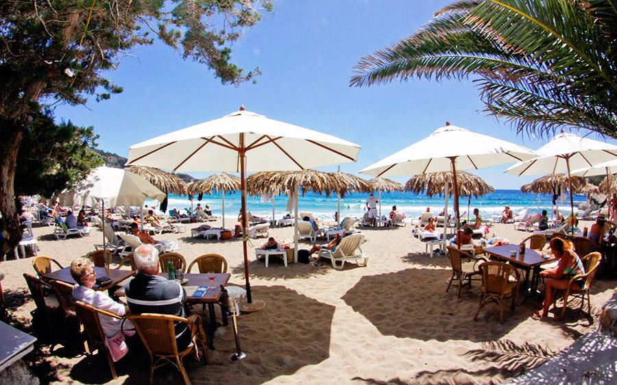 The best beach club's ...