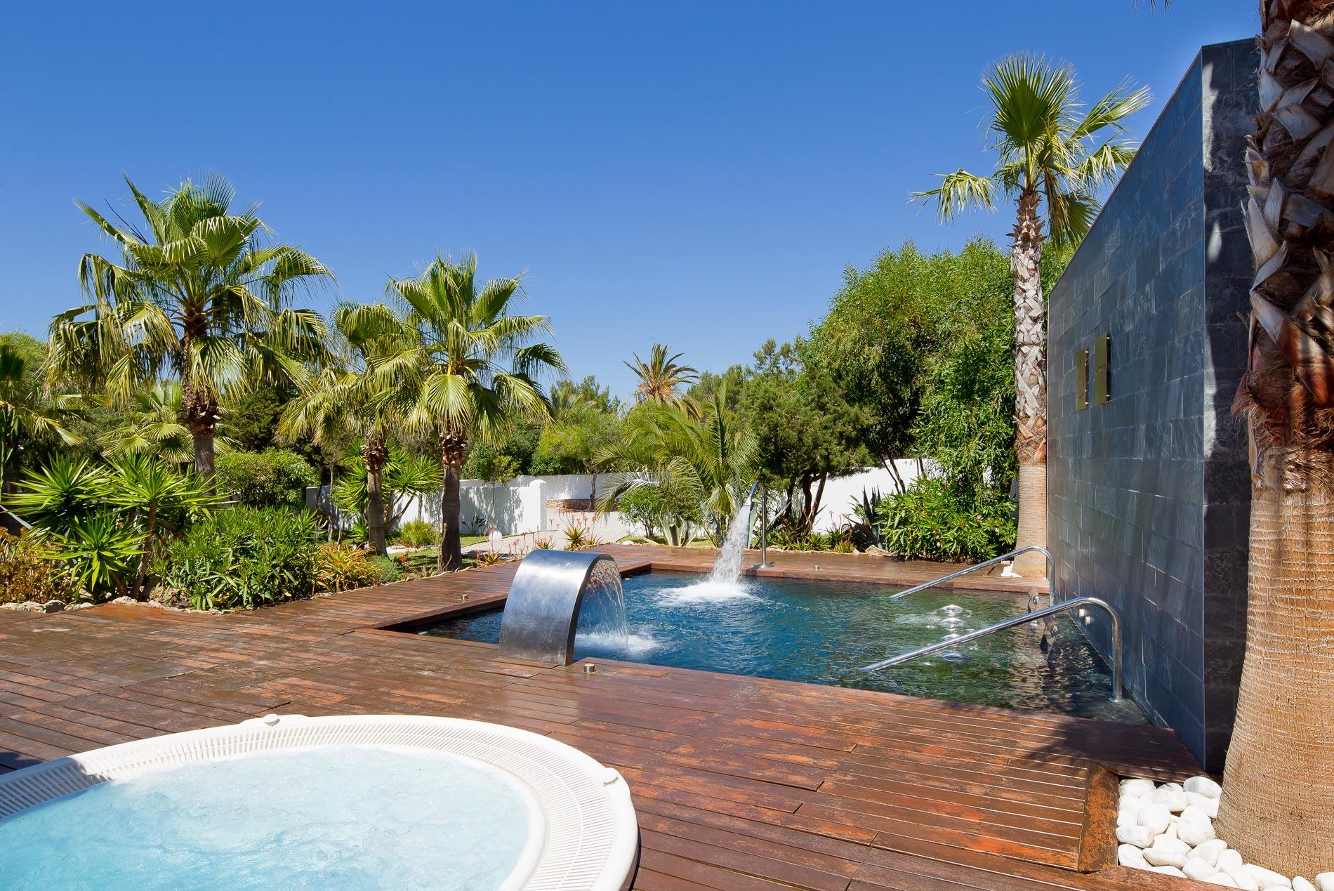 hotel de luxe design ibiza. Black Bedroom Furniture Sets. Home Design Ideas